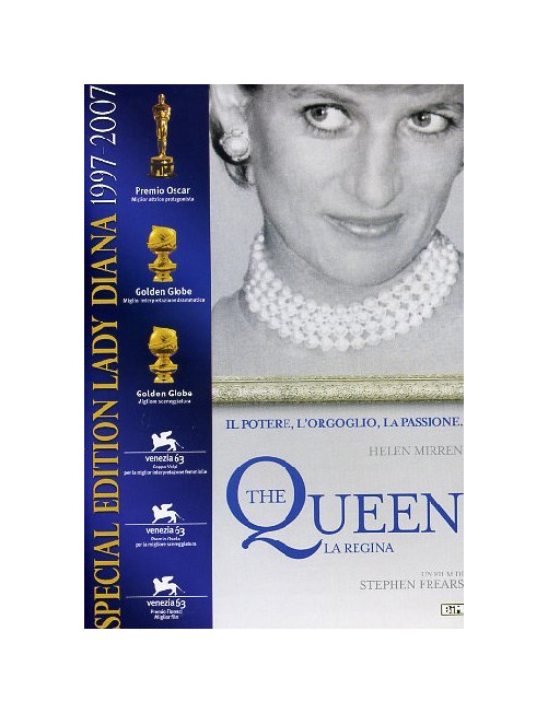 The Queen. DVD.