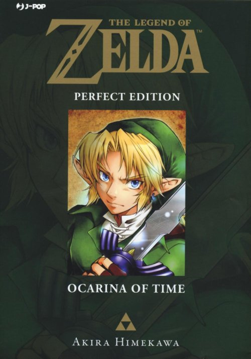 Zelda Ocarina of time. Collector's edition.