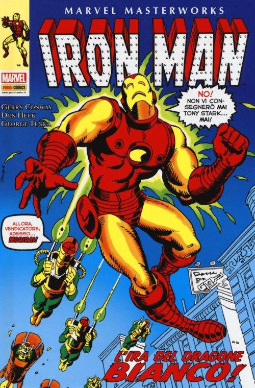 Iron Man. Vol. 7.