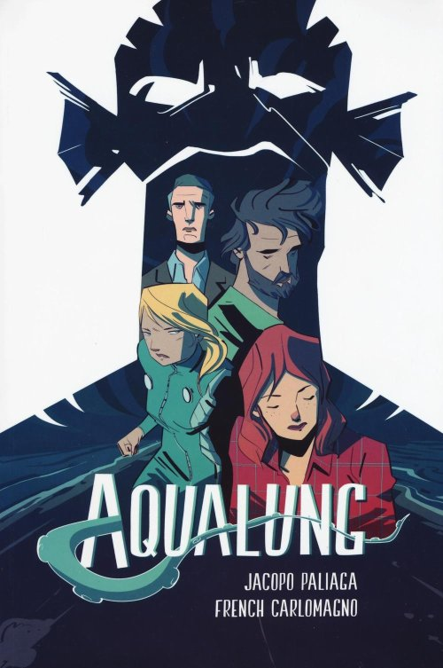 Aqualung. Vol. 1.