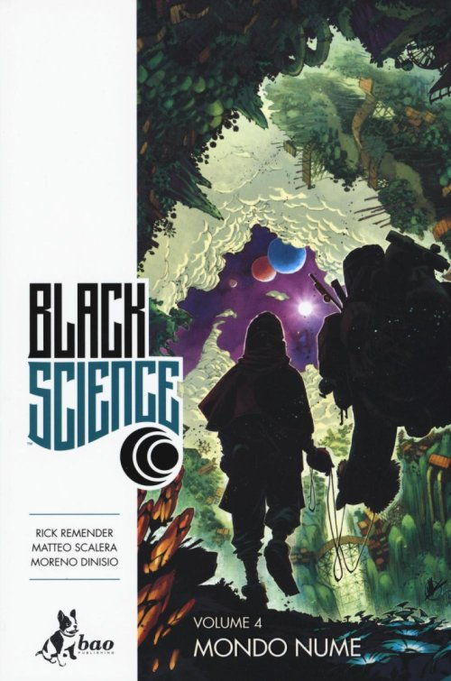 Black science. Vol. 4.