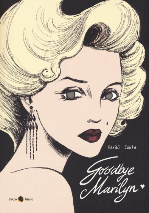 Goodbye, Marilyn.