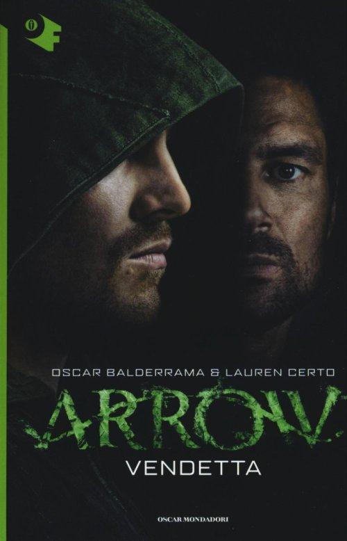 Vendetta. Arrow.