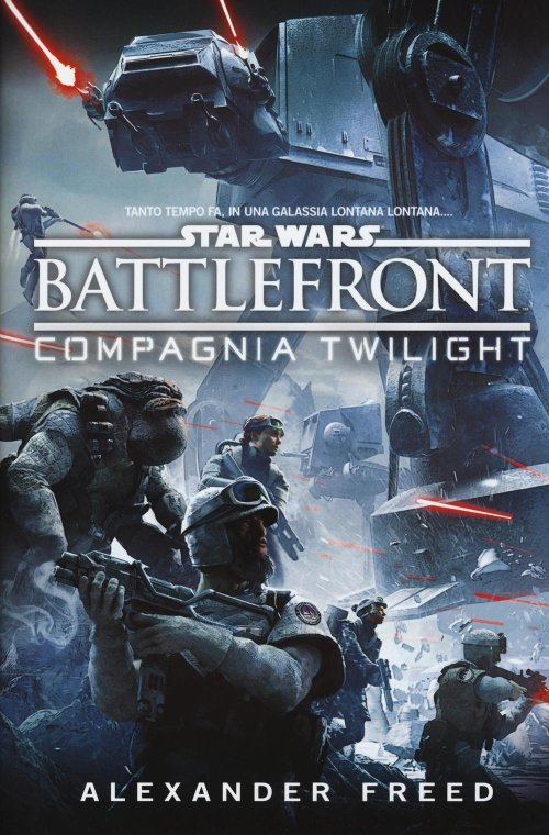 Battlefront. Compagnia Twilight. Star Wars.