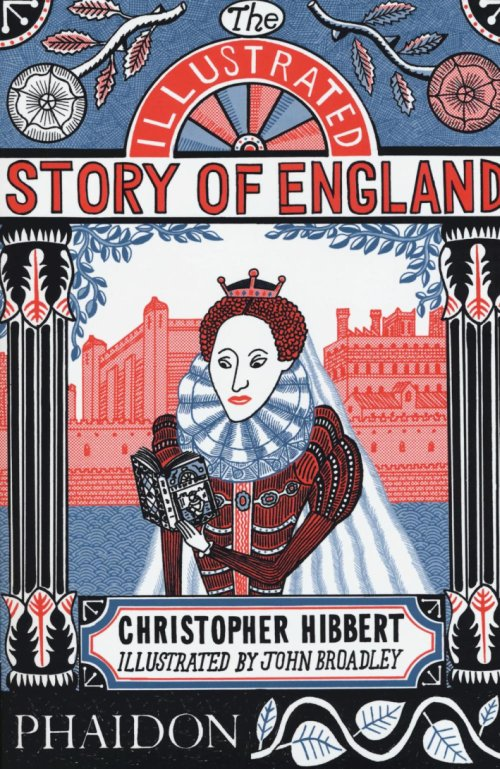 Illustrated Story of England.