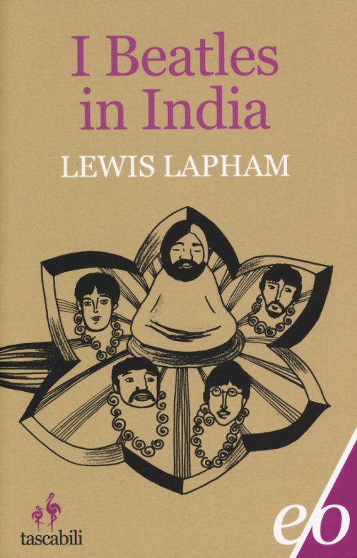 I Beatles in India.