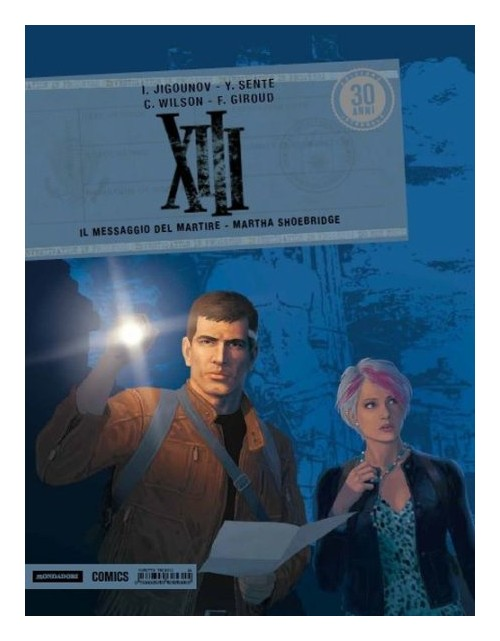 XIII. Il messaggio del martire­Martha Shoebridge.