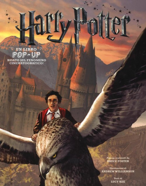 Harry Potter. Un libro pop-up.