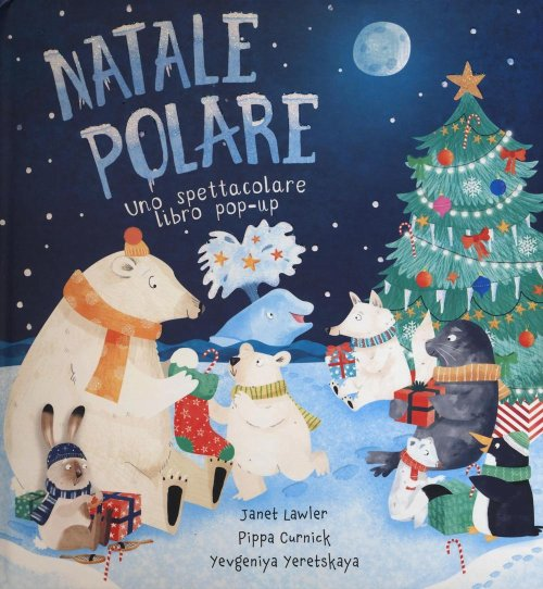 Natale polare. Libro pop-up.