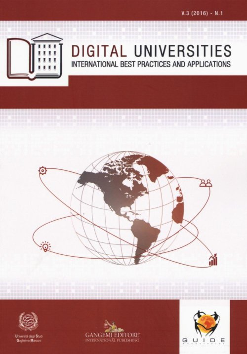 Digital universities. International best practices and applications (2016). Vol. 1.
