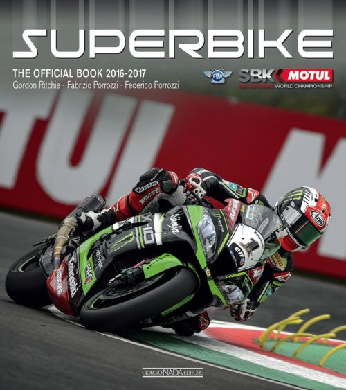 Superbike 2016-2017. The official book.