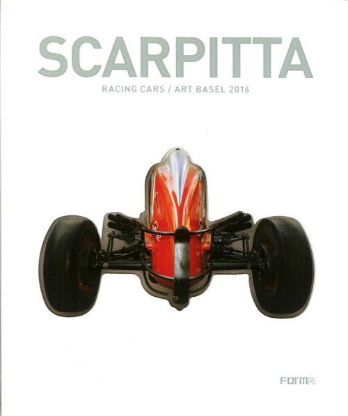 Scarpitta. Racing Cars / Art Basel 2016.