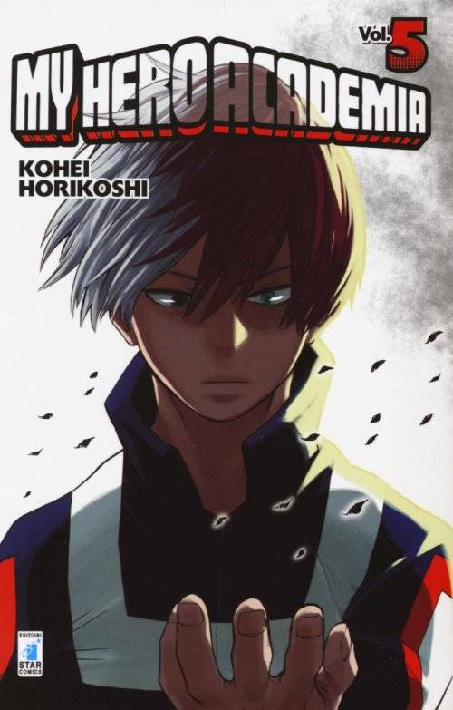 My Hero Academia. Vol. 5.