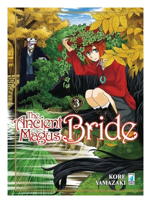 The ancient magus bride. Vol. 3.