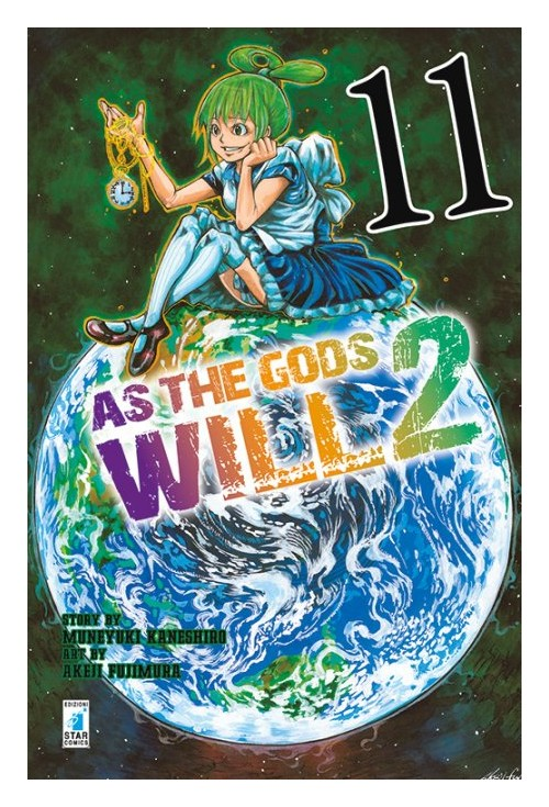 As the gods will 2. Vol. 11.