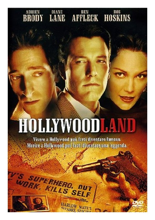 Hollywoodland. DVD.