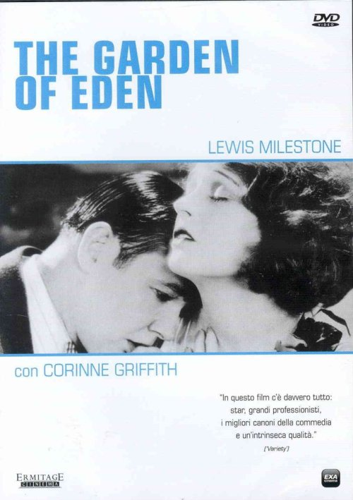 The Garden of Eden. (1928) DVD.