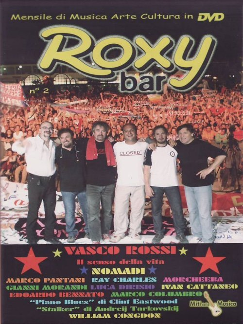 Roxy Bar. DVD.