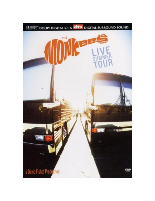 The Monkees. Live Summer Tour. DVD.