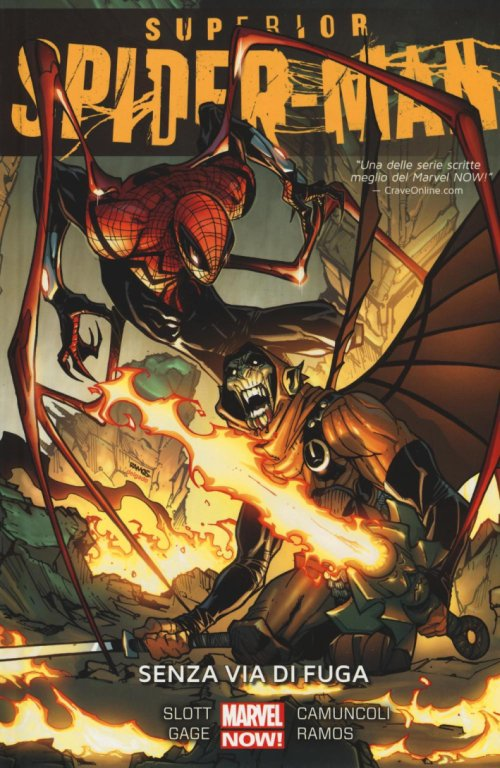 Senza via di fuga. Superior Spider-Man. Vol. 3.