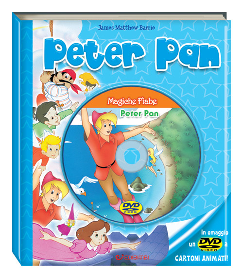 Peter Pan. Con DVD.