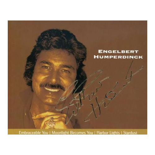 Engelbert Humperdinck. Artist Touch CD.