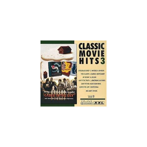 Classic Movie Hits3. CD.