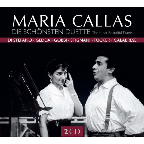 Maria Callas. The Most Beautiful Duets. 2 CD.