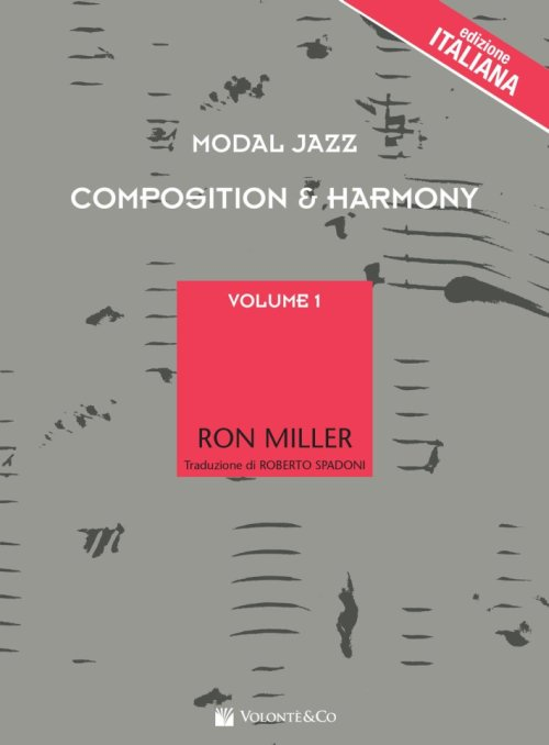 Modal jazz compostion & harmony.