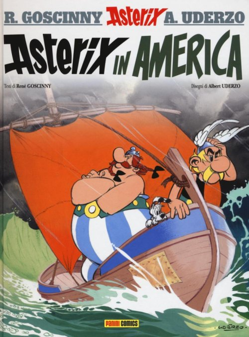 Asterix in America.