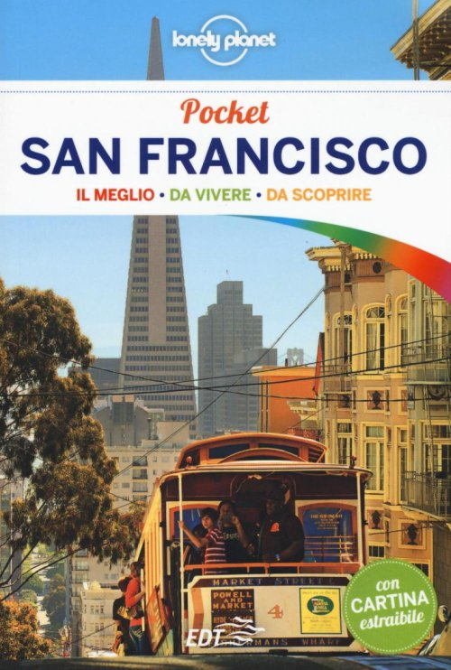San Francisco. Con cartina.