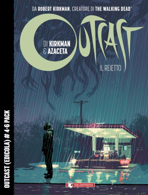 Outcast. il Reietto. Pack: 4-6.