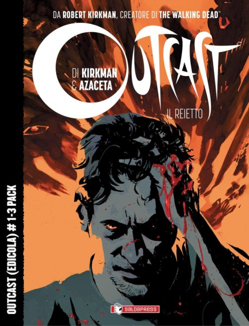 Outcast. Il Reietto. Pack: 1-3.