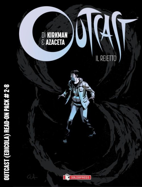 Outcast. il Reietto. Read-On. Pack: 2-8.
