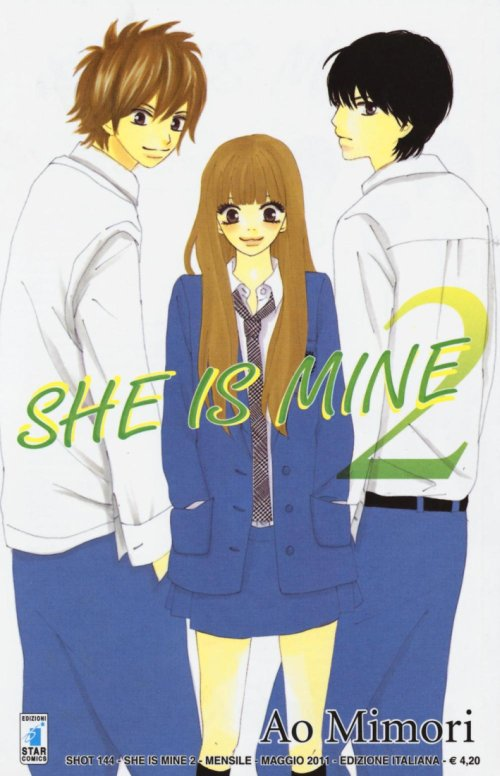 She is mine. Vol. 2.