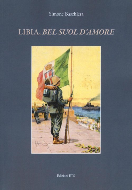 Libia, bel suol d'amore.