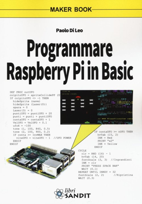 Programmare Raspberry PI on basic.