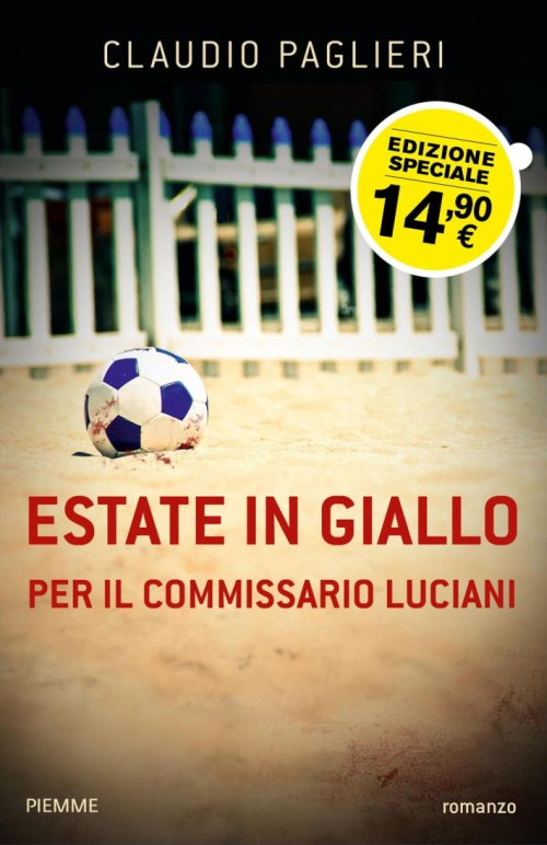 Estate in giallo per il commisario Luciani.