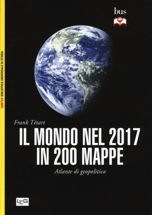 Il 2017 in 200 mappe.