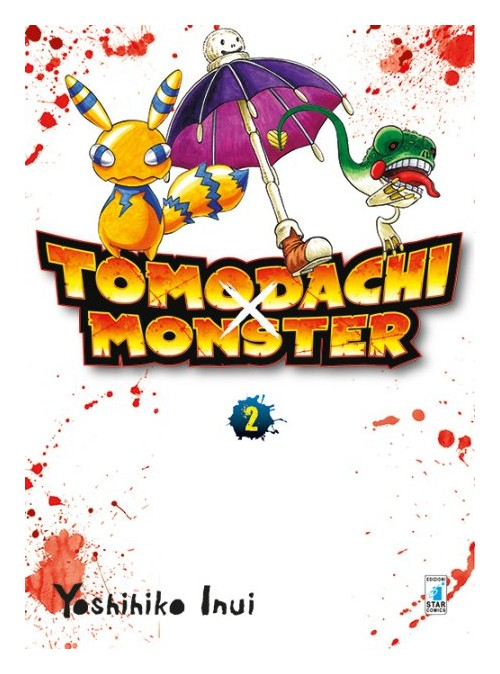 Tomodachi x monster. Vol. 2.