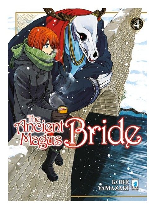 The ancient magus bride. Vol. 4.