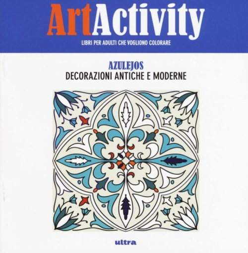 Art activity pocket. Azulejos.