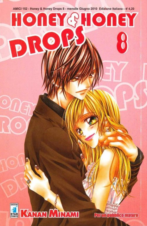 Honey & Honey drops. Vol. 8.
