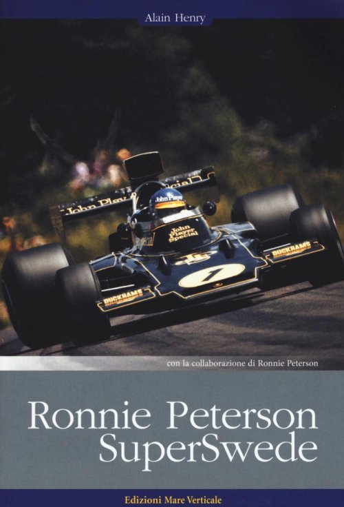 Ronnie Peterson, superswede.