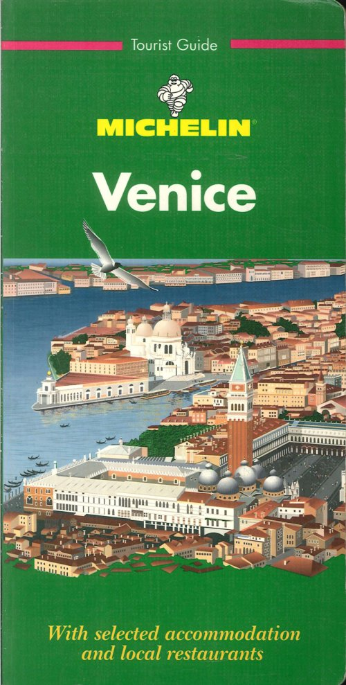 Venice. With Selected Accomodation and Local Restaurants.