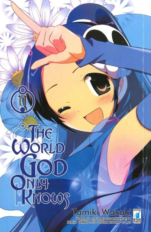 The world god only knows. Vol. 11.