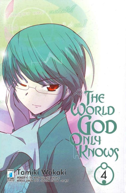 The world god only knows. Vol. 4.