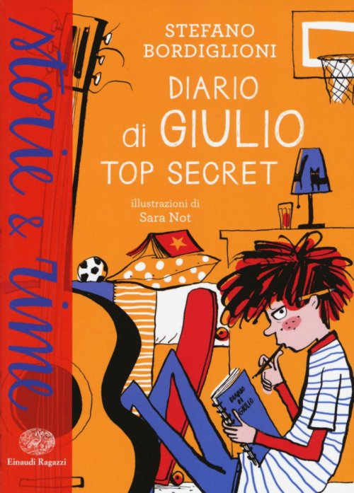 Diario di Giulio. Top secret.