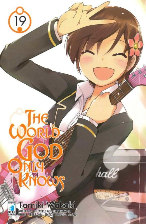 The world god only knows. Vol. 19.