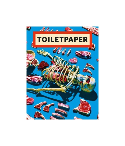 Toiletpaper Magazine 13. Collector's Edition.